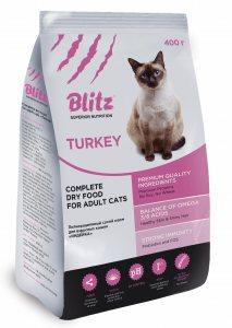 BLITZ Turkey adult cat